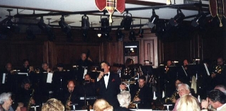 "Bob Hoose And His Orchestra perform ""All Or Nothing At All"""